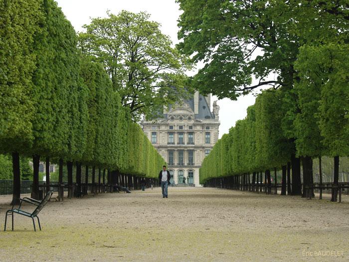 Carnet des arts et des voyages paris jardin des tuileries for Jardin jardin tuileries